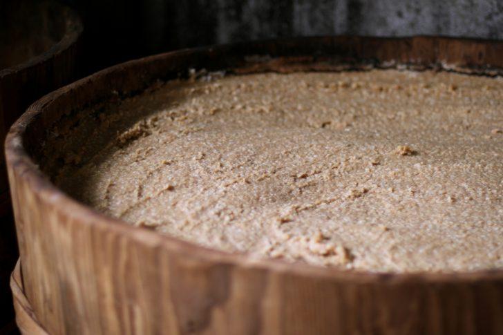 木樽 発酵